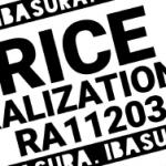 Flyer: Ibasura ang RA 11203 Rice Liberalization Law!