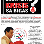 Primer on the Philippine Rice Crisis