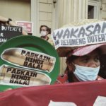 On the 49th anniversary of Martial Law declaration, Peasant women join call to end Duterte's corruption and fascism